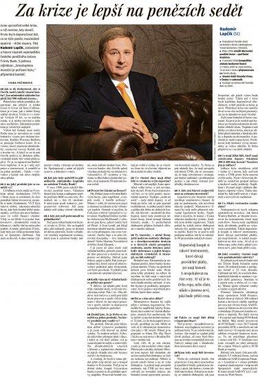 TB_R. Lapcik_rozhovor_Lidove noviny_2020_08_06.jpg